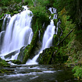 National Creek Falls 02 by Peter Piatt