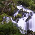 National Creek Falls 05 by Peter Piatt