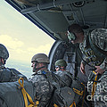 National Guard Special Forces Await by Stocktrek Images