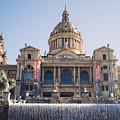 National Palace Barcelona by Pati Photography