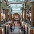 National Portrait Gallery by Jared Windler