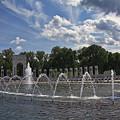 National World War 2 Memorial by Jemmy Archer