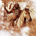 Native American 093201 by Gull G