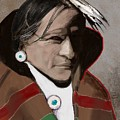 Native American 3 Revisited 2016 by Craig Nelson