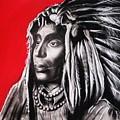 Native American by Anastasis  Anastasi