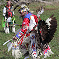 Native American Dancer - Rdw006612 by Dean Wittle