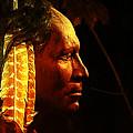 Potawatomi Chief by CHAZ Daugherty