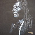 Native American by Richard Le Page