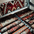 Native American Rugs by Kyle Hanson