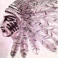Native  by Larry Overstreet