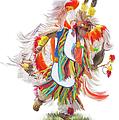 Native Rhythm by Ramona Murdock