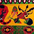 Native Tapestry by Yali Shi