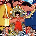 Nativity by Sharron Loree