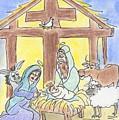 Nativity by Vonda Lawson-Rosa