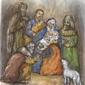 Nativity by Walter Lynn Mosley