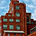 Natty Boh Tower  by Ced Dembeckl