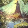 Nature Angel by Sandy Sereno