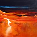 Nature Anger by DEVARAJ DanielFranco