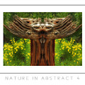 Nature In Abstract 4 Poster by Mike Nellums