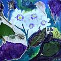 Nature Ll  Collage by Marsha Heiken