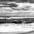 Nature's Force On Long Beach Island by John Rizzuto