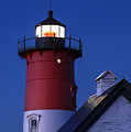 Nauset Lighthouse Night by John Greim