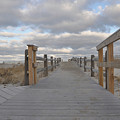 Nauset Winter by William A Lopez