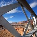 Navajo Bridge by Mary Haber