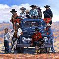 Navajo Grandstand by John Watt