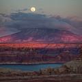 Navajo Mountain by Wesley Aston