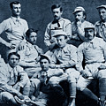 Naval Academy Base Ball Team 1870 by California Views Archives Mr Pat Hathaway Archives