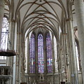 Nave - St Lambertus - Germany by Christiane Schulze Art And Photography