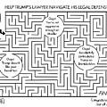 Navigate The Trump Legal Defense by Ellis Rosen