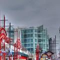 Navy Pier by Barry R Jones Jr