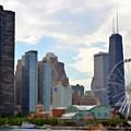Navy Pier Chicago Illinois by David Dehner