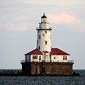 Navy Pier Lighthouse 2 by Kenna Westerman