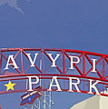 Navy Pier by Mary Machare