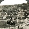 Nazareth, Palestine, C1920 by Granger