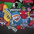 NBA by Bert Mailer