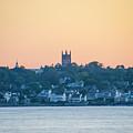 Near Easton Point - New Port Rhode Island by Bill Cannon