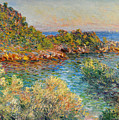 Near Monte Carlo by Claude Monet