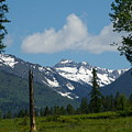 Near Sparwood British Columbia  by Jeff Swan