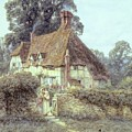 Near Witley Surrey by Helen Allingham