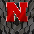 Nebraska Cornhuskers Uniform by Joe Hamilton