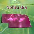 Nebraska Map by Roger Wedegis