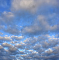 Nebraskan Altocumulus Clouds by Ray Mathis