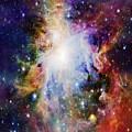 Orion Nebula by Johari Smith