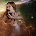 Nebula Nude 2 by CJC Photography