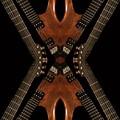 Necking Guitars by Artepunk Art