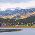 Nederland Colorado Scenic Autumn View Boulder County by James BO Insogna